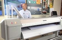 Request a live online demonstration of the TrafficJet™ Print System.